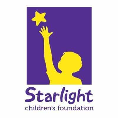Starlight Childrens Charity Logo