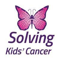 Solving Kids with Cancer Logo